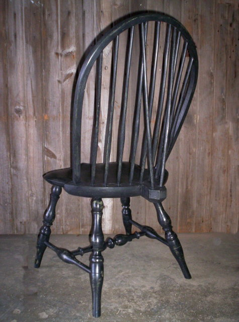 Windsor Bow Back Side Chair